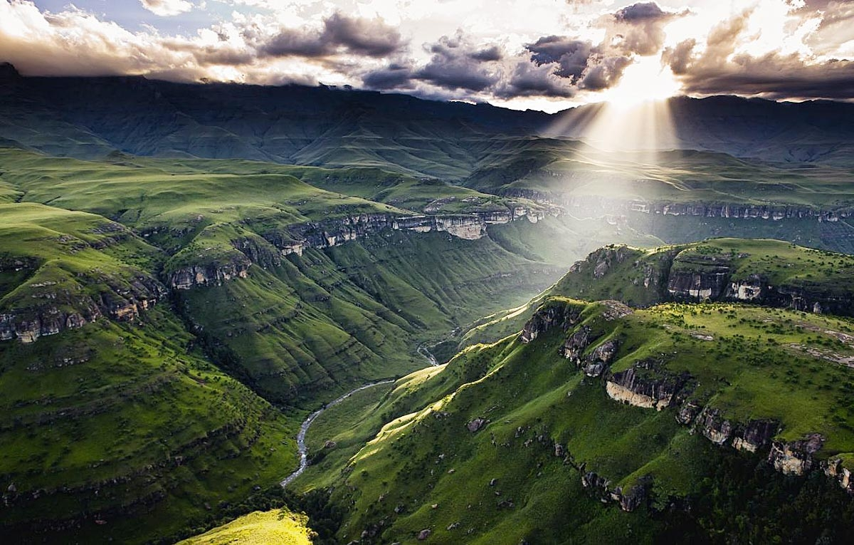 Drakensberg Mountains